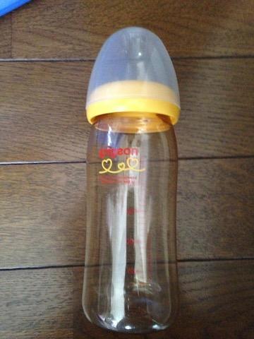 ピジョン 母乳実感 哺乳びん プラスチック製の口コミ